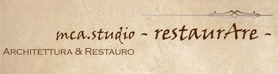 mca.studio – restaurare